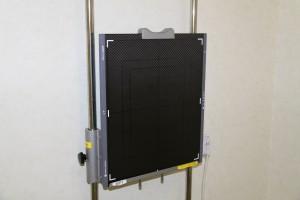 フラットパネル(DR 数秒で鮮明なX線画像を確認することができます)