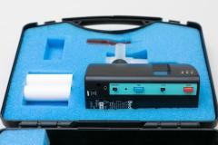 スモーカーライザー(呼気中CO濃度を測定 禁煙治療に使用します)